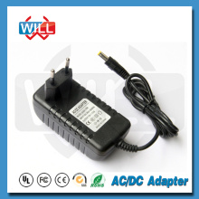 Input 100v to 240v European power adapter