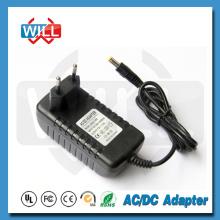 Adaptador de energia europeu de 100v a 240v