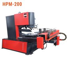 Perforación hidráulica de orificio de hierro en ángulo personalizado