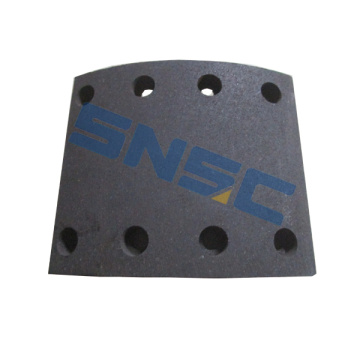 FAW 2501407-Q402A plaque de friction SNSC