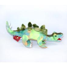 Parque temático de felpa dinosaurio de juguete