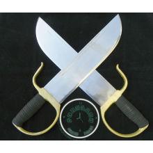Chinesisches Schmetterlingsschwert Traditionelles Chinesisch Kurzes Schwert