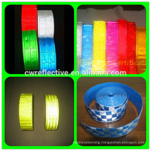 3M clear reflective reflex checkerboard tape