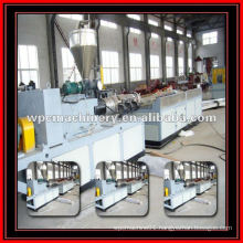 the line WPC profile extrusion