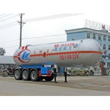 11.2m Tri-axle Liquefied Gas Transport Semi-trailer
