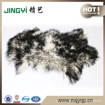 WarmMongolian Sheep Wool Skin