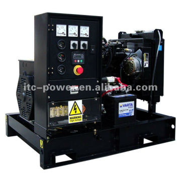 16KW de tipo abierto ITC-Power Diesel Generator Set