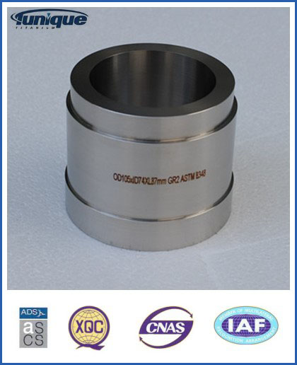 High Quality Titanium Machined Parts with ASTM B381