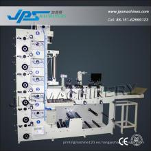 Jps480-6c-B Etiqueta de etiqueta de seis colores de 480 mm Impresión Flexográfica / Flexográfica