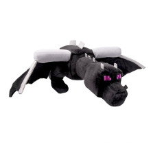 customized OEM design!Plush toy for baby plush toy black dragon