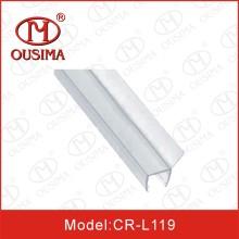 Joint imperméable étanche à la mousse semi-rond à chaud pour porte en verre / bande de joint en caoutchouc