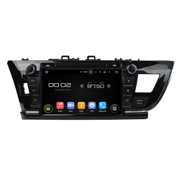 Toyota Corolla 2014-2015 GPS Car Player