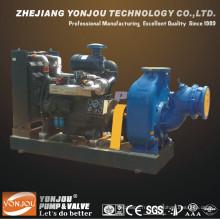 Pompe centrifuge entraînée par moteur / pompe auto-amorçante
