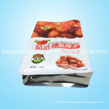Plastic De-Metallised Food Packaging Snacks Food Bag
