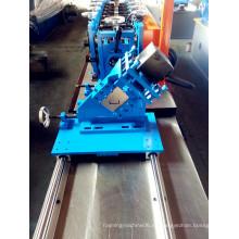 Corredor de pasador de U que forma la máquina para el material del grueso de 0.4mm