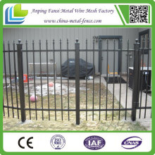 Economic Decorative Galvanized Iron Fence for Sale