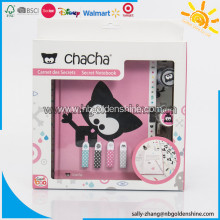 ChaCha Secret Notebook Set
