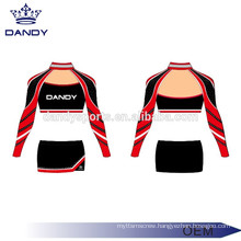 Custom Rhinestones Varsity Cheer Uniforms