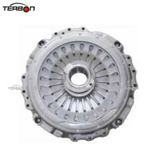 Heavy truck spare parts auto clutch pressure plate and cover assembly