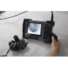 Heat exchanger inspection camera