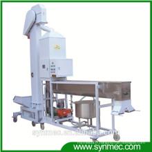 Machine de revêtement de graines de blé