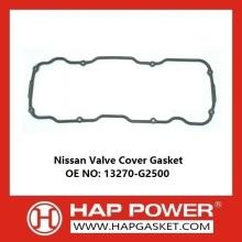 Junta de la tapa de la válvula de Nissan 13270-G2500