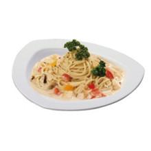 Melamine Triangle Pasta Plate/100% Melamineware (WT5213)