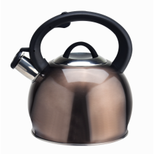 Stainless steel induction stovetop bottom coffee tea kettle