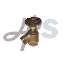 forged brass garden valve