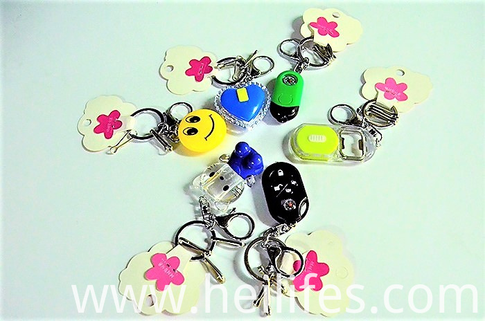Key ring LED
