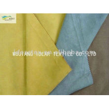 Polyester-Mirco Wildleder Stoff