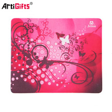 Cheap Custom logo Fashion mousepad