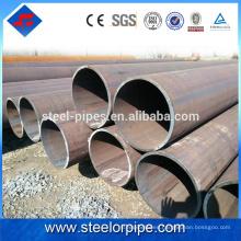Nuevo producto de acero al carbono erw tubo