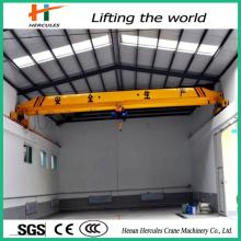 5 Tonnen, 90 Fuß Spannweite, doppelte Träger Kran