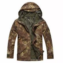 Военная холодная погода Парка с флисовой курткой внутри