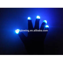 Neon LED beleuchtete magische Handschuhe Hotsell 2017