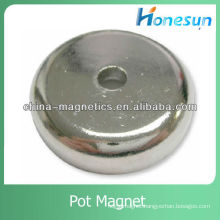 strong pot magnets with Ni