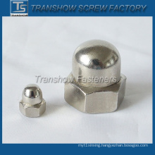 China High Quality Acorn Hexagon Nuts