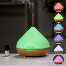 2018 Ultrasonic Greenhouse Home Aroma Humidificador 300 ml