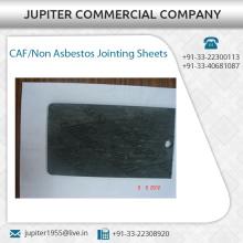 Résistance à la traction élevée CAF Jointing Sheets / Gaskets au meilleur prix
