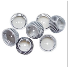 Housse de radiateur en aluminium à moulage sous pression