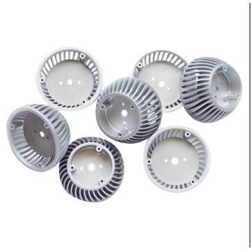 Aluminum Die Casting LED Radiator Cover