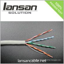 4PR 24AWG UTP CAT 5e Kabel / Bulk Kabel / Datenkabel / Ethernet Kabel / LAN Kabel, 100Mhz / PVC / LSOH