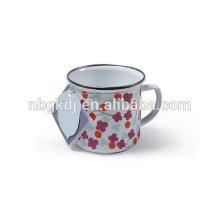 Taza del esmalte de Sophie Conran - Cherry Blossom Taza del esmalte de Sophie Conran - Cherry Blossom