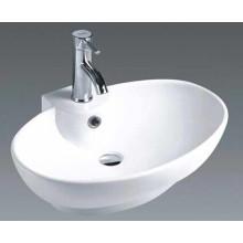 Salle de bain élégante en céramique lavabo (7099)