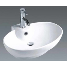 Stylish Bathroom Ceramic Washing Basin (7099)