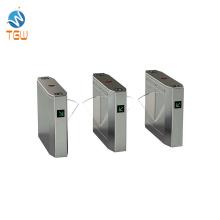 Biometric Fingerprint Access Control Automatic Flap Turnstile