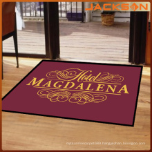 Hotel Entrance Rubber Logo Mat