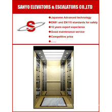 Titanium Gold Handrail Elevators/Lifts/Ascensors