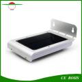 Waterproof Outdoor 24 LED Solar Powered Panel Light Sensor PIR Motion Sensor LED Solar Lamp 2 Light Modes for Yard Garden Wall